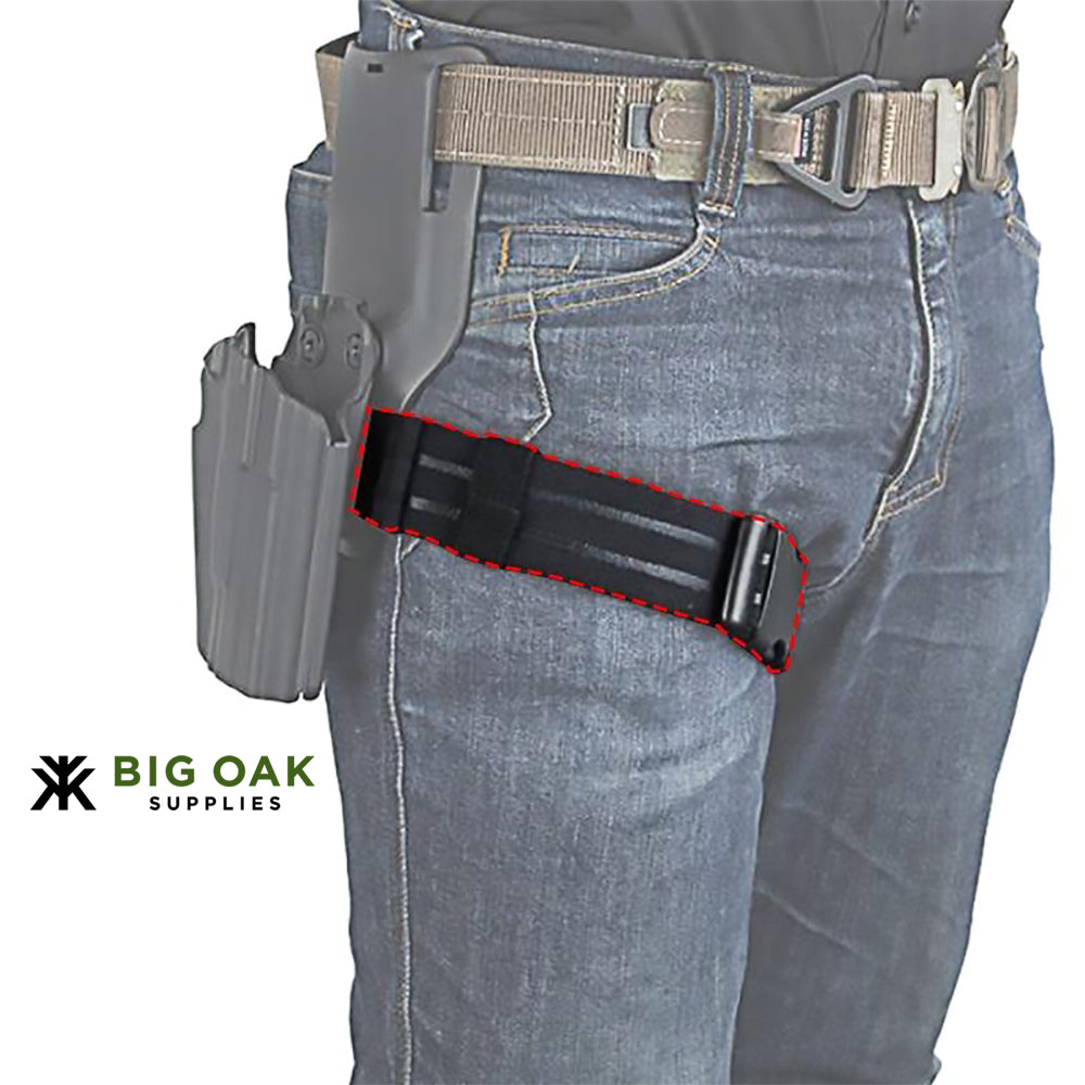 Thigh Elastic Holster Strap