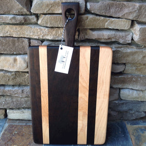 charcuterie board, cheese board, cutting board by Michaels Woodcrafts Greenville SC woodworkers woodworking
