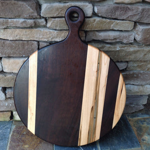 Handcrafted Walnut boards - cutting boards charcuterie boards by Michaels Woodcrafts Greenville SC woodworkers woodworking