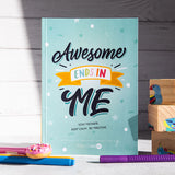 Resilient ME Gratitude Journal for Kids (Ages 5-12)