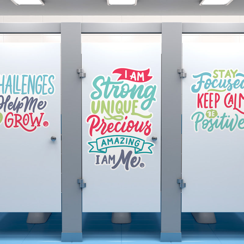 Positive Affirmations – Decals/Posters (PDF)