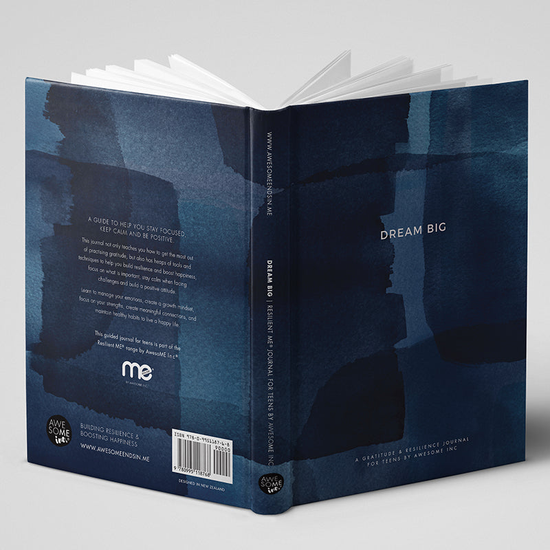 Resilient ME Gratitude Journal for Teens - Edition 2 (Ages 13+)