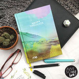 Resilient ME Gratitude Journal - Happy Thoughts
