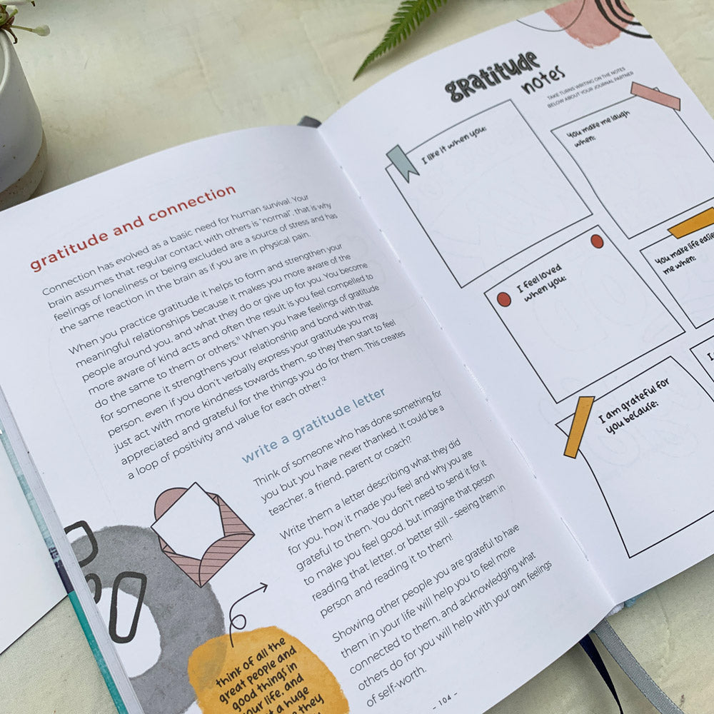 You + ME Connection Journal