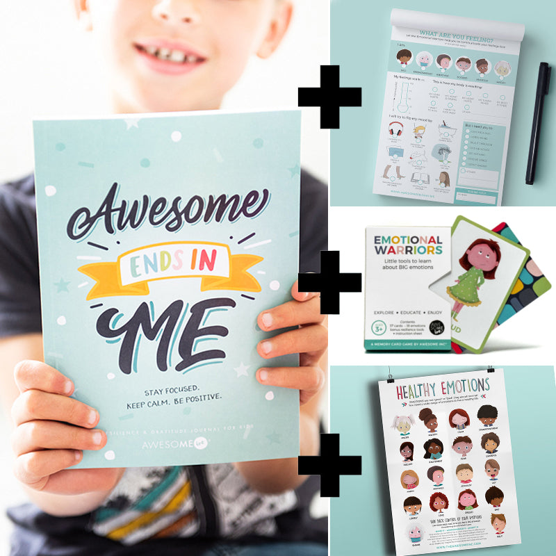 Resilient Kids Toolkit | Bundle