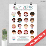 Healthy Emotions Poster (PDF)
