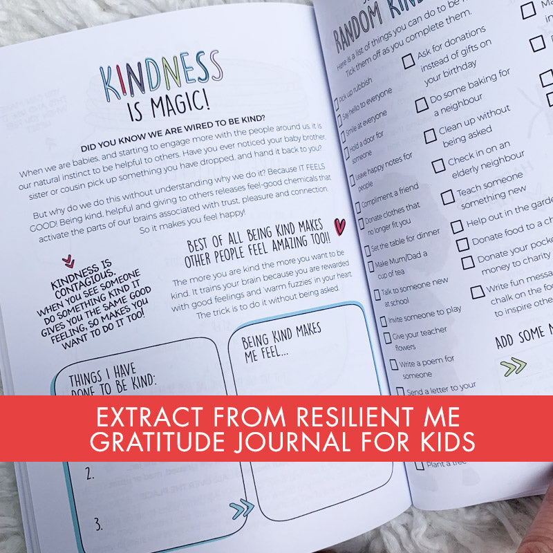Kindness is Magic | Resilient ME Printable