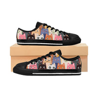 Men's Cat Sneakers