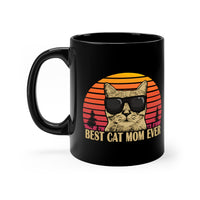 Best Cat Mom Ever - 11oz Mug