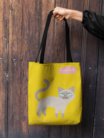 """Too Busy Being Fabulous"" Tote Bag"