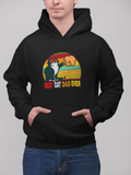 "'Best Cat Dad Ever"" Hooded Sweatshirt"
