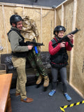 Scenario Based Adrenalised Training And Firearms Acquaint