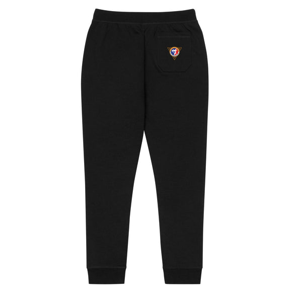 Club Logo Unisex Slim Fit Joggers