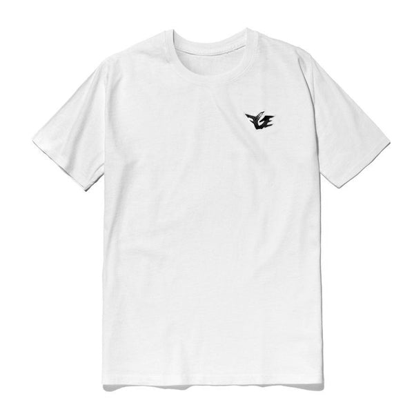 FGE 3D Logo T-Shirt (White/Black)