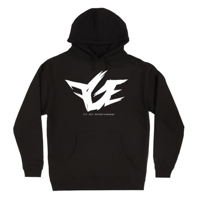 FGE Hoodie Black/White (Cypher Collection)