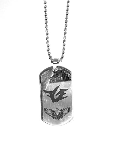 FGE SILVER DOG TAGS