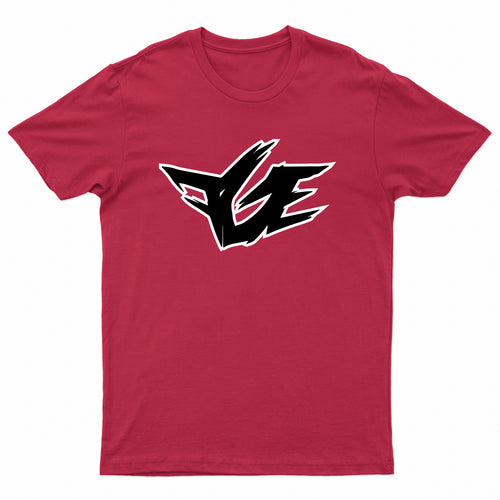 FGE T Shirt (Red/Black/White)