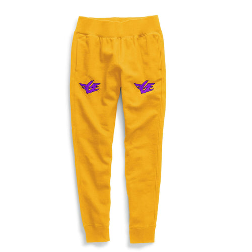FGE Joggers (Gold/Purple/Black) (PRE-ORDER)