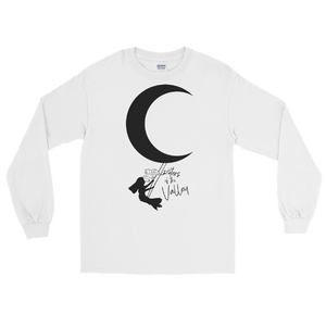 Moon Swing Unisex Long Sleeve Tee Shirt