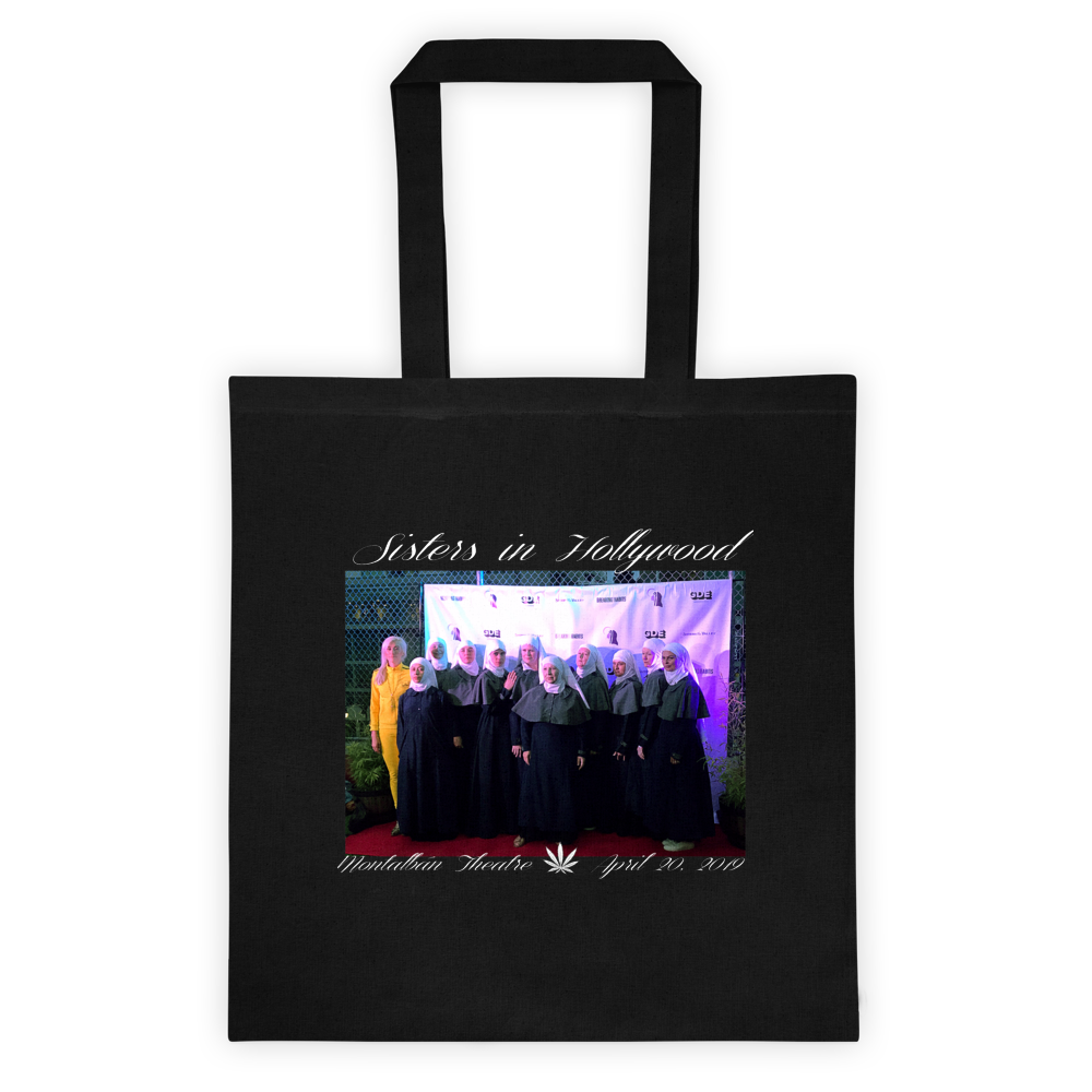 sisters in hollywood tote bag (limited edition)
