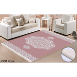 Tapis Madrid rose