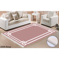 Tapis London rose