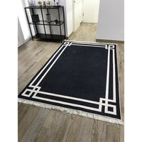 Tapis London black