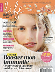 Couverture Healthy Life