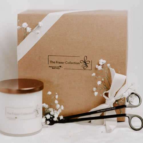 Candle Lovers Gift Set