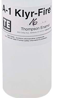 A-1 Klyr-Fire, Thompson Enamel