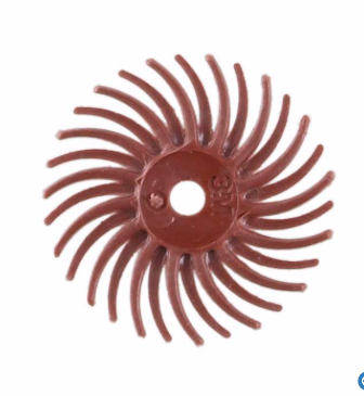 Radial Bristle Disc-220 grit