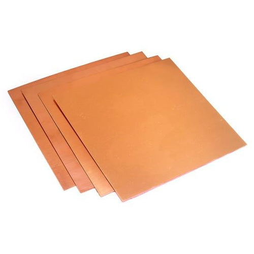 Copper Sheet 12 X 12