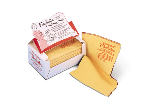 Fabulustre Polishing Cloth