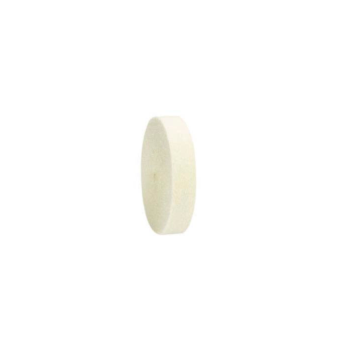 Solid Felt Wheel, 2-1/2