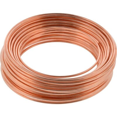 Copper Wire - 1 Foot  Length