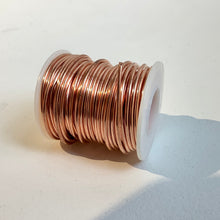 Load image into Gallery viewer, Copper Round Wire 1 lb Spools