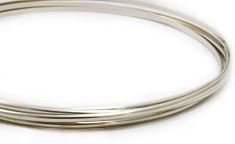 Nickle Silver Wire - 1 Foot Length