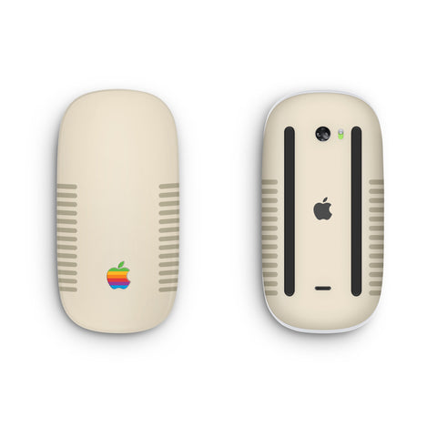Apple Magic Mouse 2 Apple Retro Skin Kit