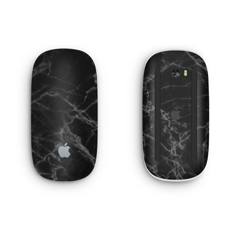 Apple Magic Mouse 2 Black Marble Skin Kit