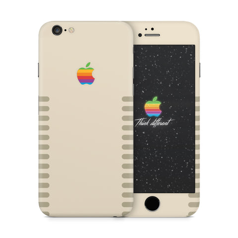 iPhone 6/6s Apple Retro Skin Kit
