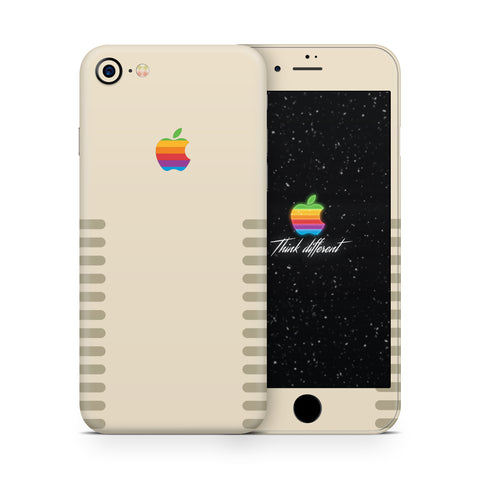 iPhone 7 Apple Retro Skin Kit