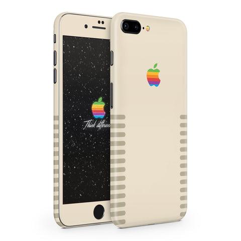 iPhone 8 Plus Apple Retro Skin Kit