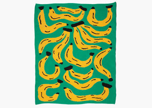 Bendy Nanas Mini Blanket