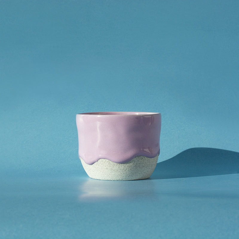 *SOLD OUT* Lavender Drippy Cup