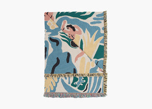 *SOLD OUT* Kimbie Throw Blanket