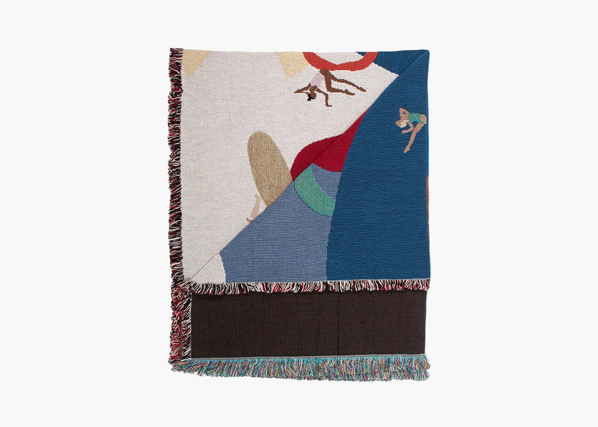 Orleans Throw Blanket
