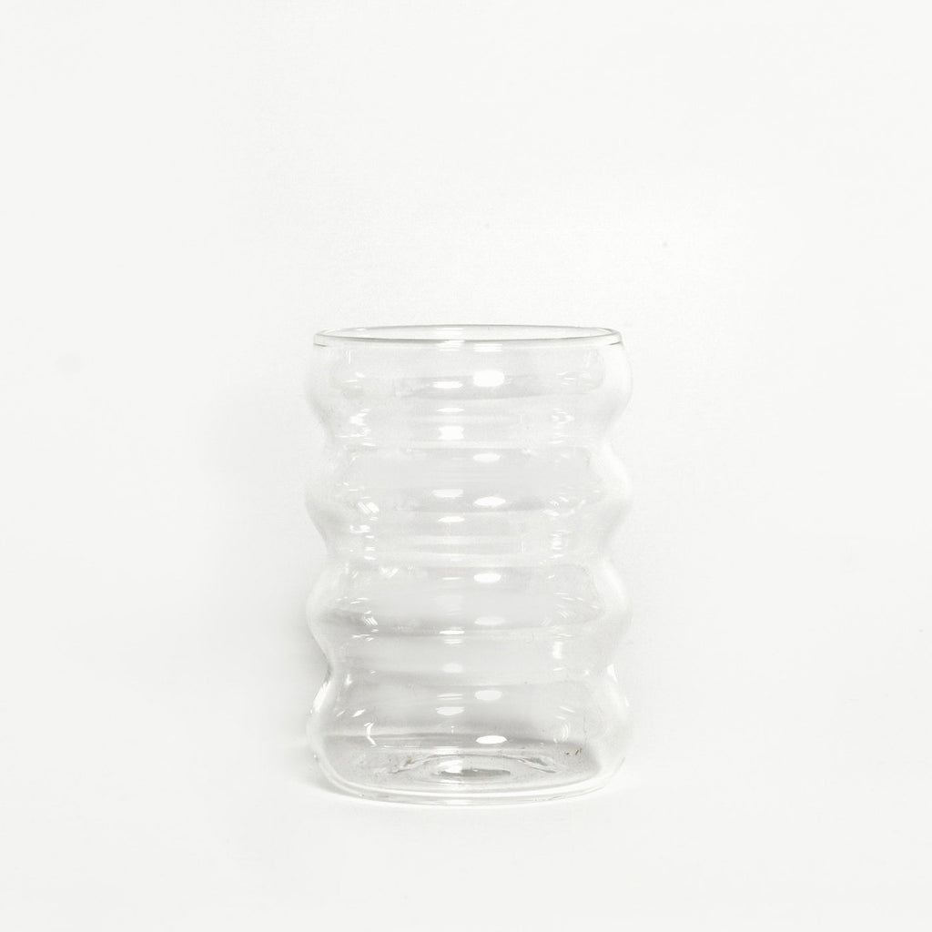 Clear Ripple Cup