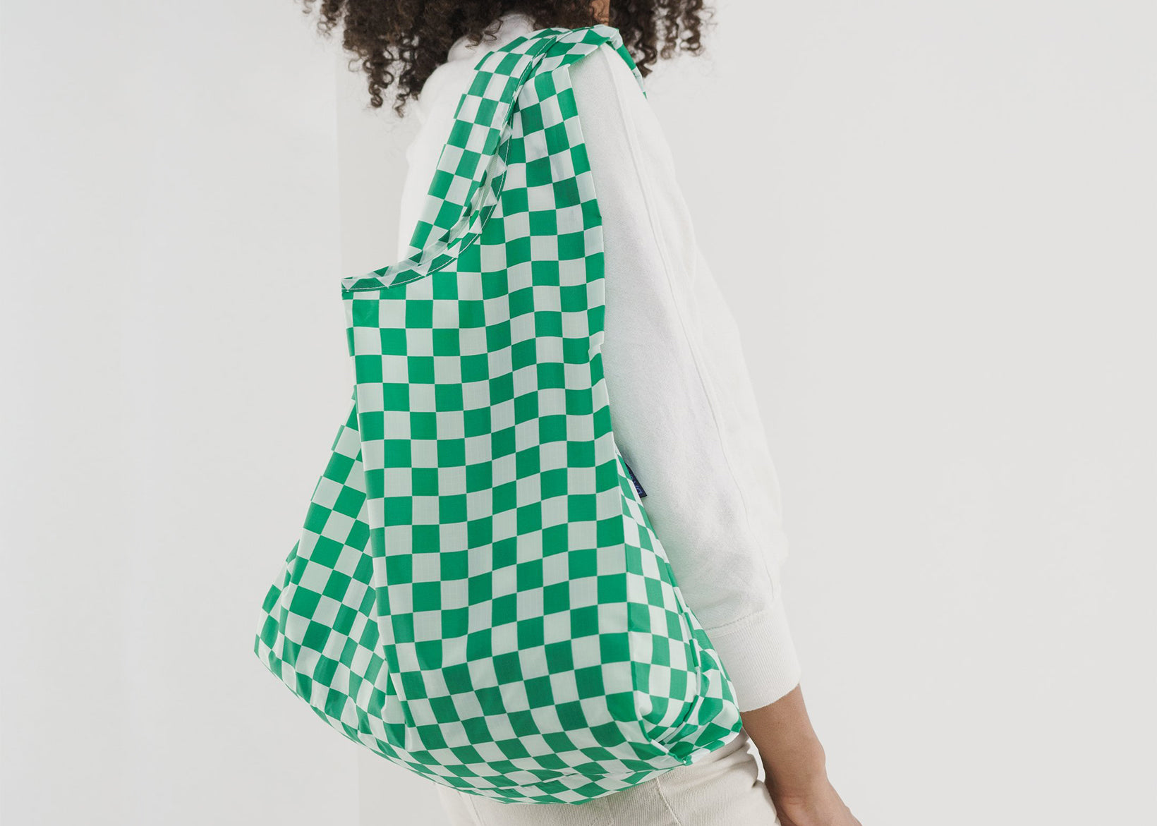 Checkerboard Standard Reusable Bag