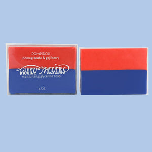 *SOLD OUT* Pompidou Moisturizing Glycerine Soap