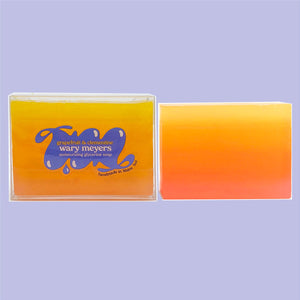 Grapefruit and Clementine Glycerine Soap